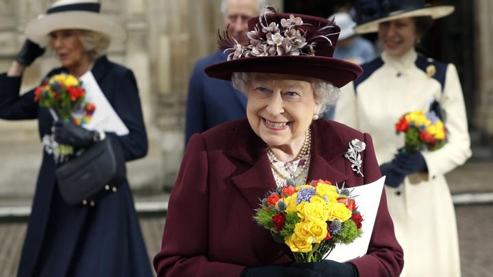 Королева Великобритании обратилась к британцам в свой день рождения