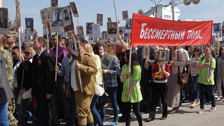 """Амурский губернатор призвал молодежь принять участие в виртуальном шествии """"Бессмертного полка"""""""