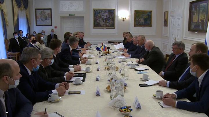 В Пензе обсудили перспективы сотрудничества с Бельгией и Люксембургом