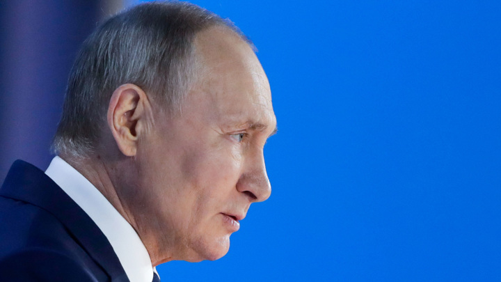 """Президент РФ: встреча """"ядерной пятерки"""" состоится, как только позволят эпидемические условия"""