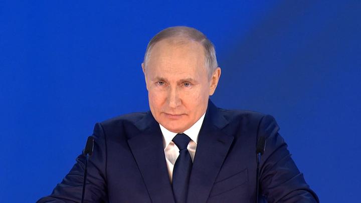 Путин: недружественные акции в отношении Москвы не прекращаются