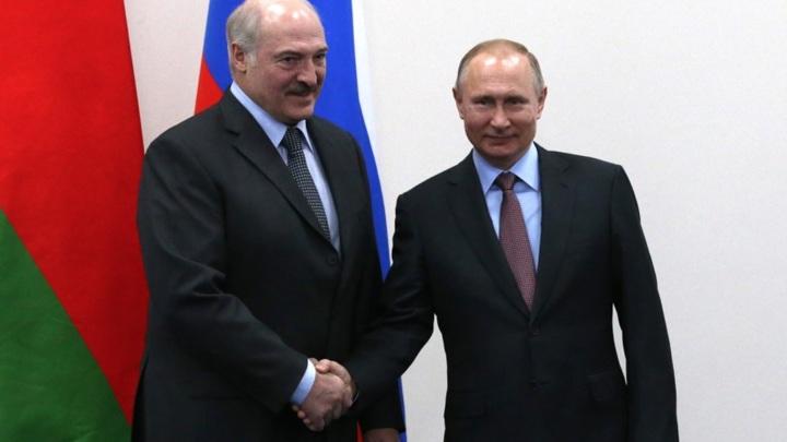 Сегодня в Сочи – встреча лидеров России и Белоруссии