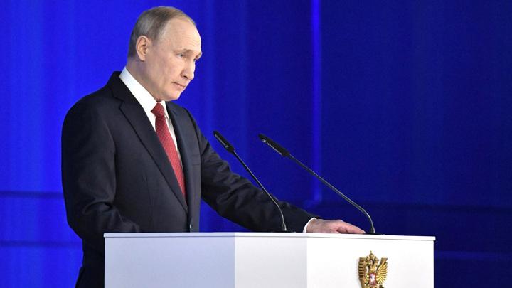 Не заходить за красную черту: Путин предостерег Запад