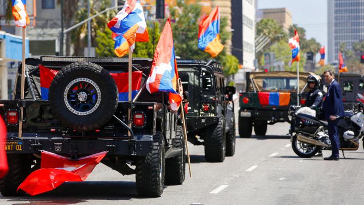 Байден собирается официально признать геноцид армян в Османской империи