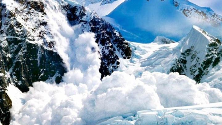 В горах Кубани ожидается сход лавин