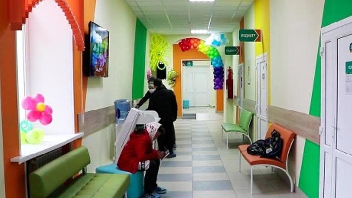 Новую детскую поликлинику в Сухиничах подключат к системе телемедицины