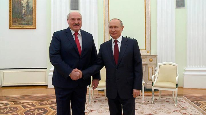 Путин: России и Белоруссии еще есть о чем договариваться