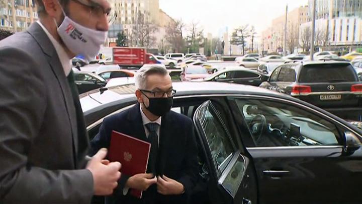 Россия объявила об ответе на польскую провокацию