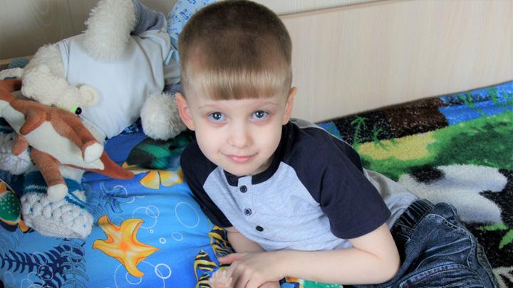 Нужна помощь: Виталика Бондарева спасет операция