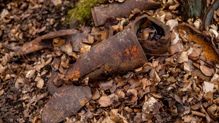 Склад в Врбетице использовал болгарин, поставлявший оружие Украине