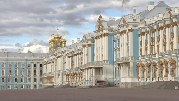 Окончилась реставрация Лионского зала Екатерининского дворца в Царском селе