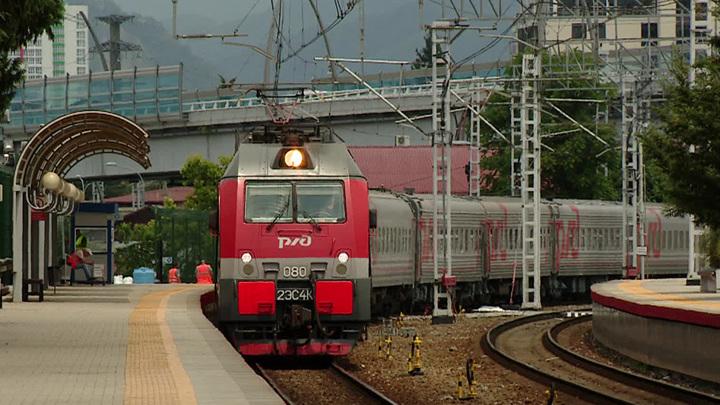 Перевозки пассажиров по железным дорогам в РФ утроились