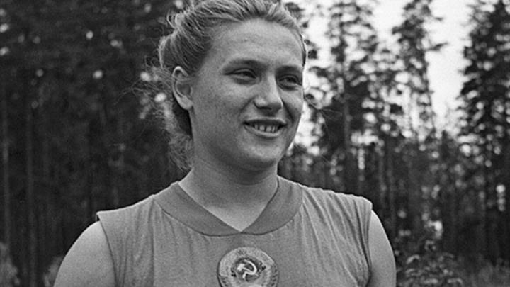 Ушла из жизни трехкратная олимпийская чемпионка Тамара Пресс