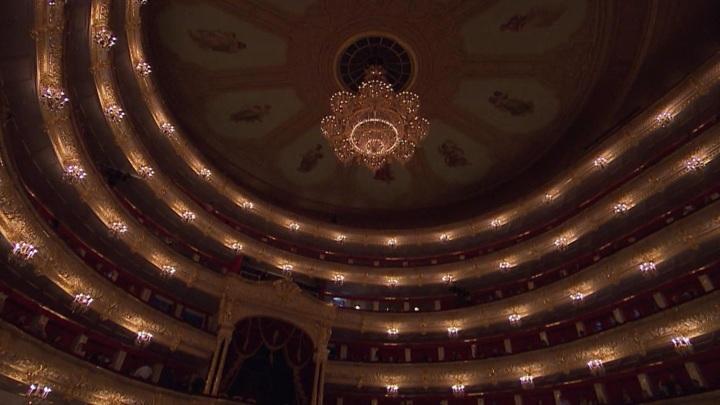 Зарубежные гастроли Большого театра отменены до марта 2022 года