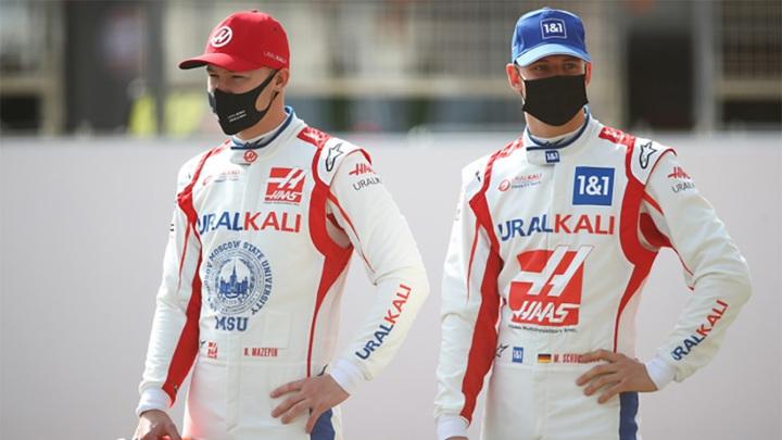Шумахер-младший раскритиковал Мазепина за стиль вождения