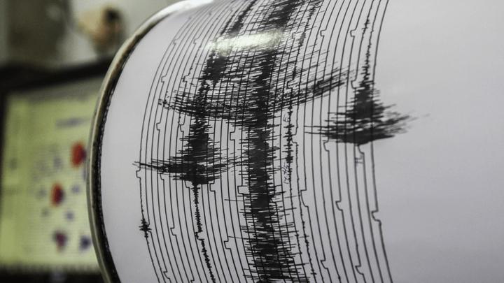 В Анапе произошло землетрясение