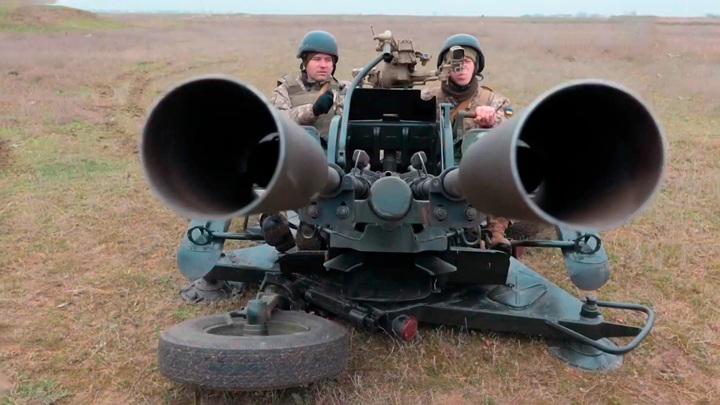 Украинские военные повредили электроподстанцию