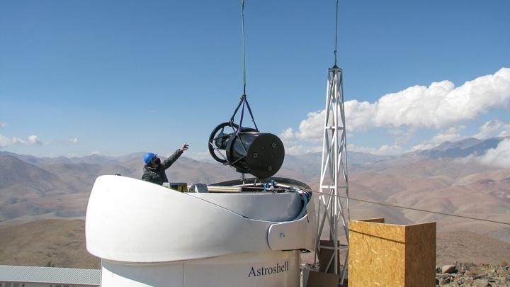 """Только что """"увидевший первый свет"""" телескоп перейдёт из тестового в рутинный режим работы к концу 2021 года."""