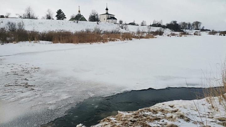 Предприятия Суздальского района продолжают загрязнять реку Нерль