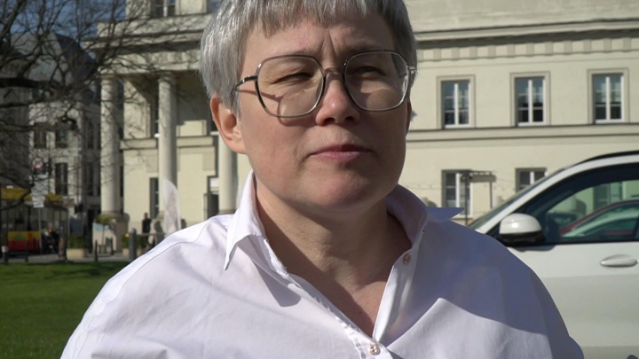 Политические шашки: в Польше извиняются за инцидент с российским флагом