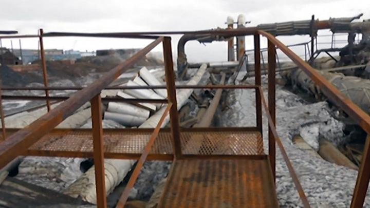 Норильские следователи завершили расследование дела о похищении более 52 тонн металла