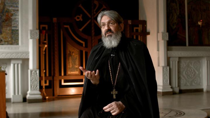 Иеромонах Иоанн (Джованни Гуайта)