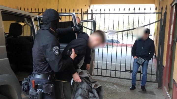 В Янтарном крае задержали налетчика, ограбившего своего друга