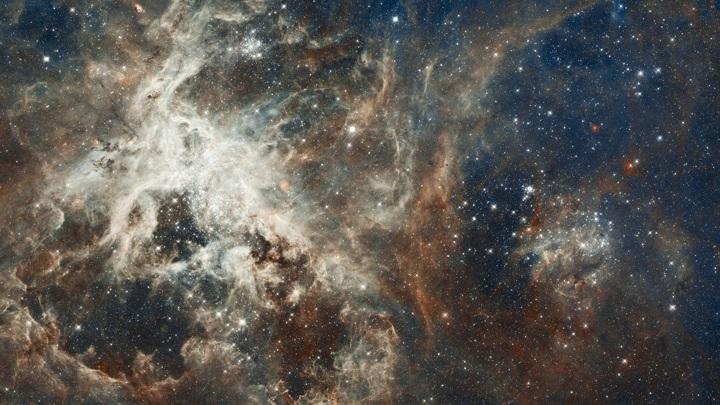 В космосе могут скрываться звёзды, состоящие из антиматерии.