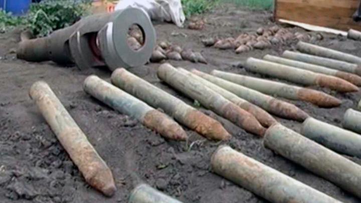 Орловские спасатели уничтожили 33 бомбы времен Великой Отечественной войны