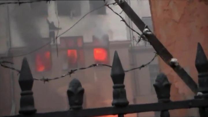 Бойня в Одессе: виновные не наказаны и даже не установлены