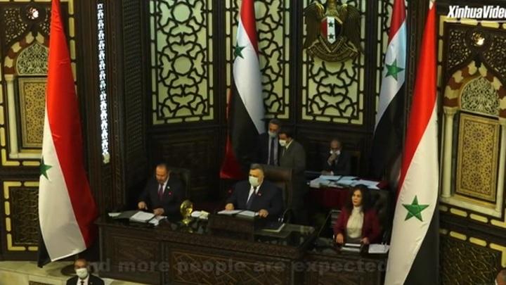 Зарегистрированы трое кандидатов в президенты Сирии