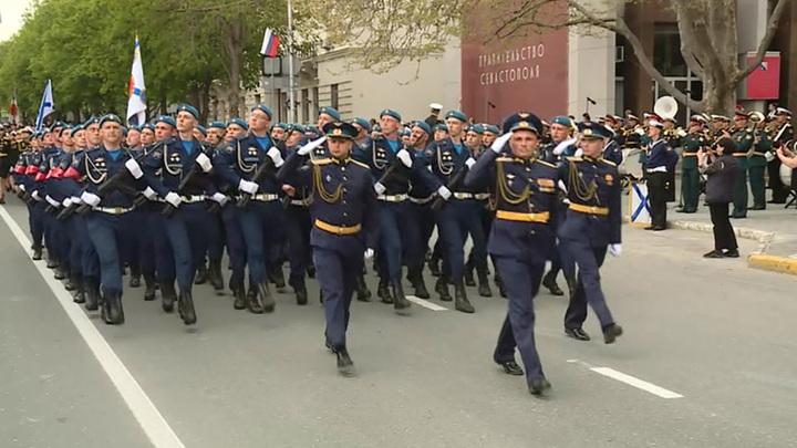 В Екатеринбурге готовятся к очередной репетиции Парада Победы