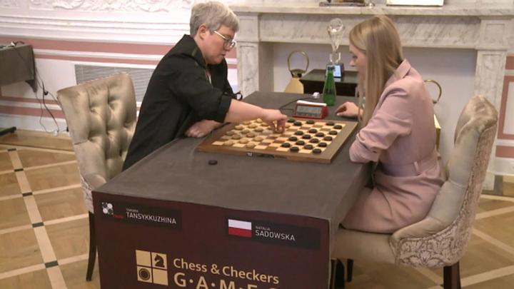 Триумф на фоне санкций: россиянка вновь стала чемпионом мира по шашкам