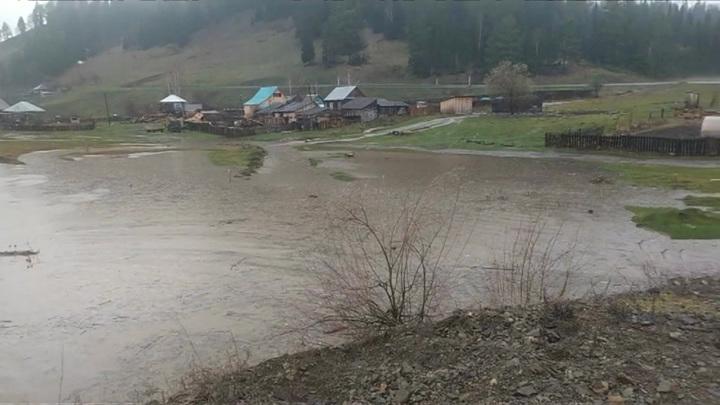 Паводки на Алтае потребуют миллионных вложений в восстановление