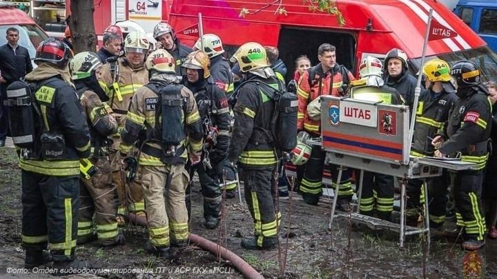 Суд в Москве арестовал управляющую гостиницы, где при пожаре погибли два человека