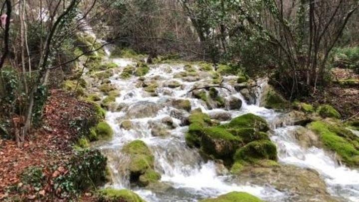 Воду из водопадов Ялты перебросят в водохранилища