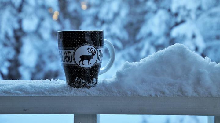 Снег этой ночью местами выпал в северной части Колымы