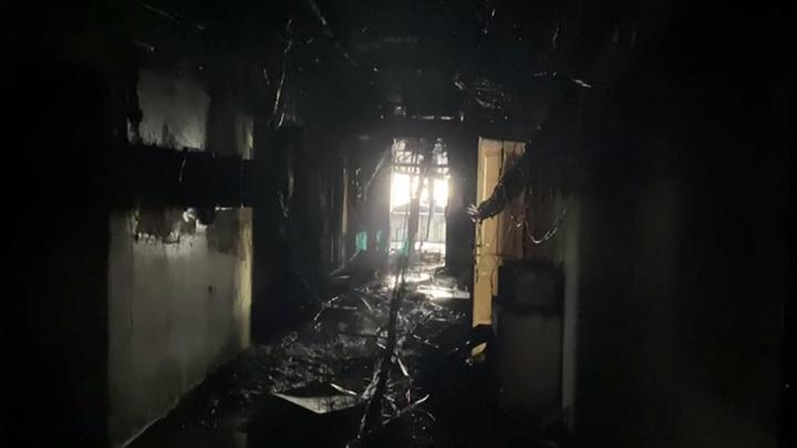 Третий обвиняемый в пожаре в московской гостинице взят под стражу