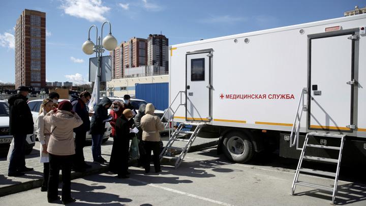 Вакцинация против коронавируса в России приобретает новый размах