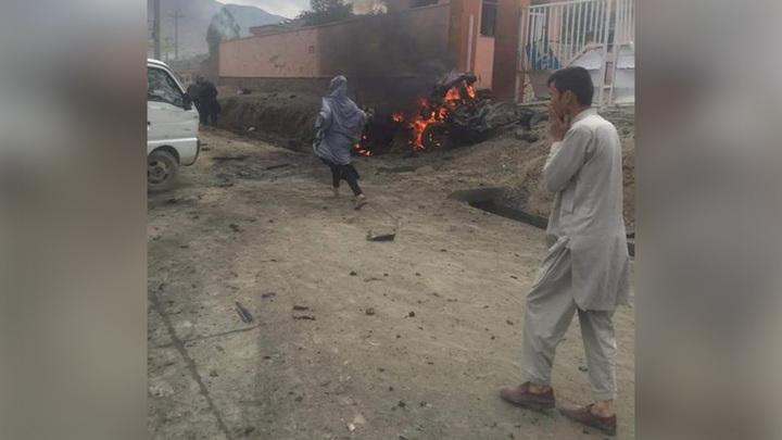 Число жертв взрывов в Кабуле достигло 37 человек