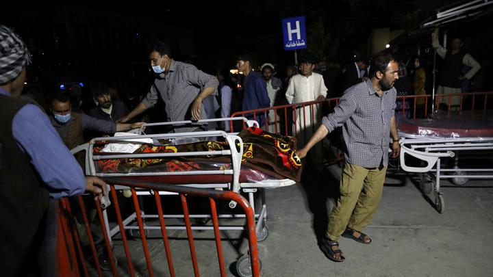 Число погибших в результате взрывов в Кабуле возросло до 58