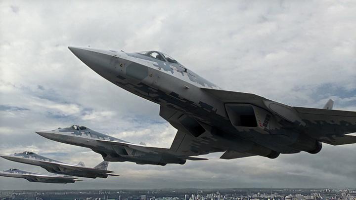 После парада в СПб авиационная техника вернулась в места дислокации