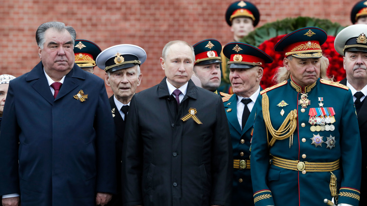 Президент, министр обороны и ветераны высоко оценили Парад Победы