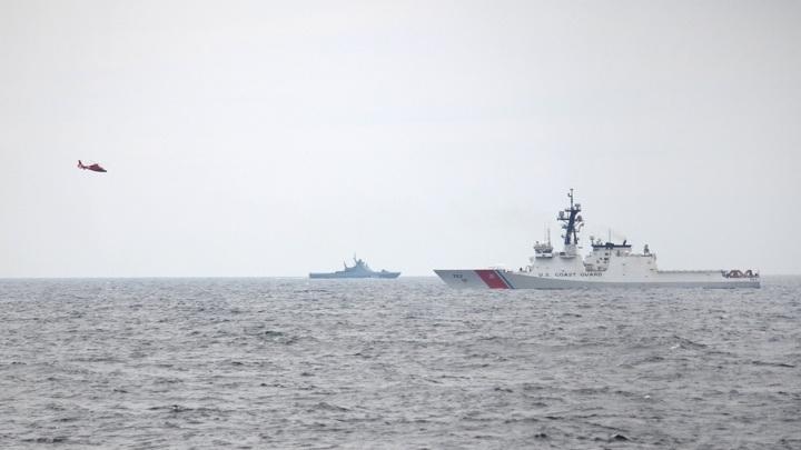 США и Украина провели учения в Черном море