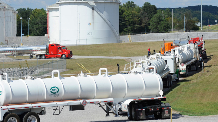 Colonial Pipeline вернулась к штатной работе