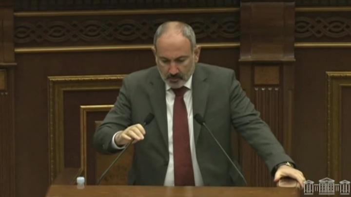 Конституционный суд признал победу партии Пашиняна
