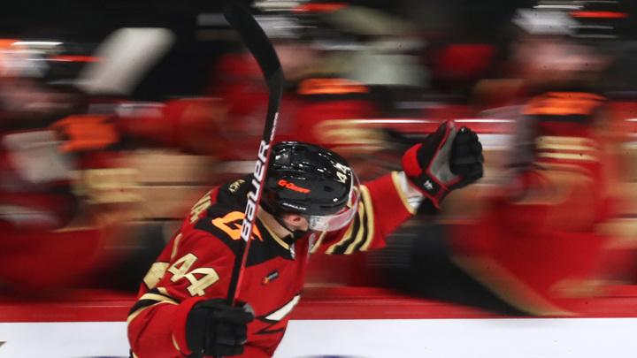 Дамир Шарипзянов пропустит чемпионат мира по хоккею