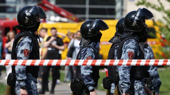 Устроившего стрельбу в казанской школе отчислили из колледжа в апреле