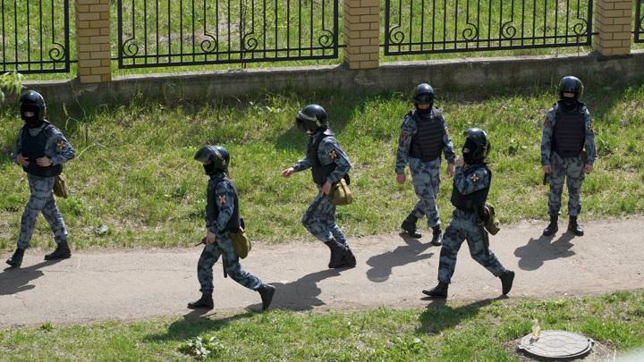В Казани после стрельбы в школе введен режим КТО