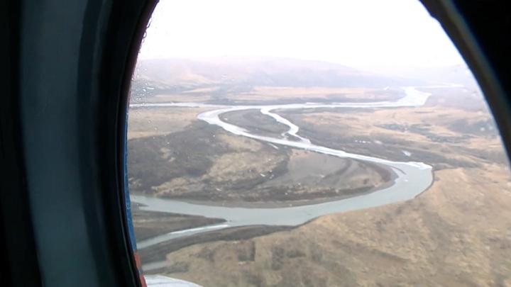 Из-за прошедших дождей на реках Забайкалья наблюдается рост уровня воды